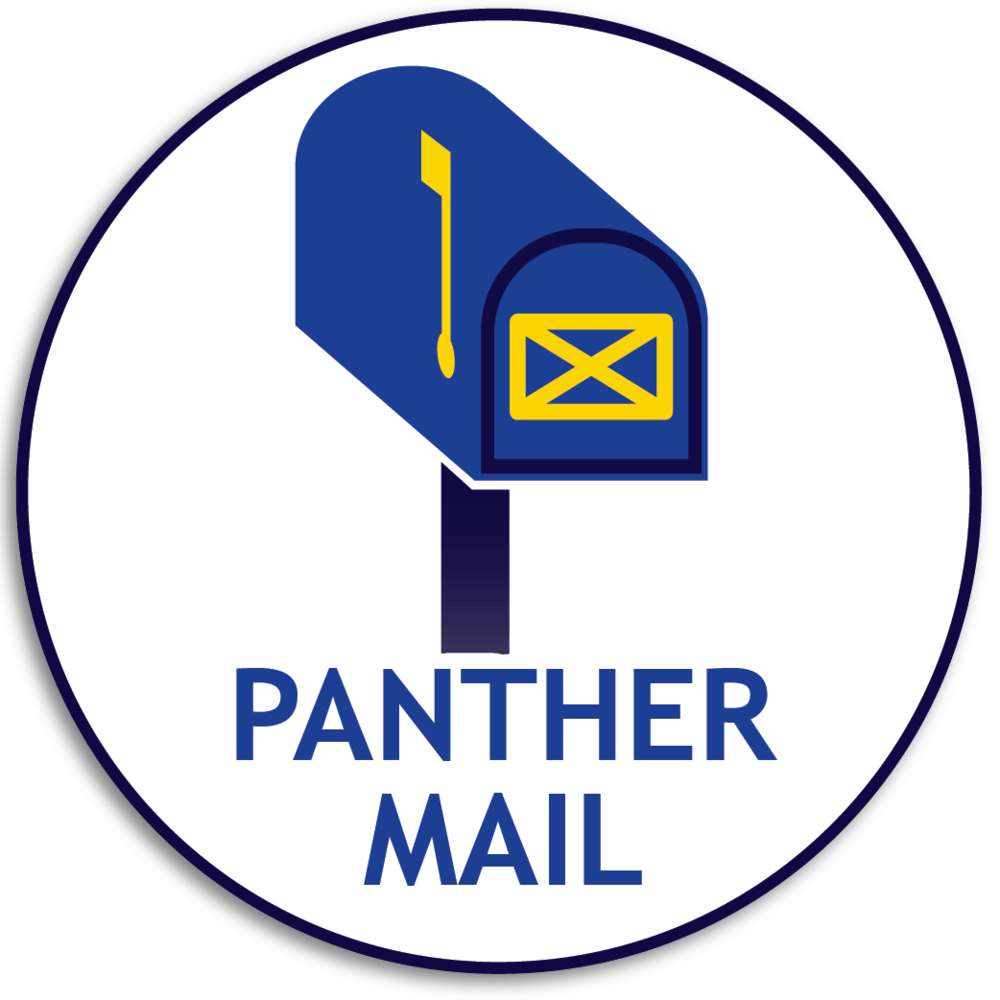 Click for Panther Mail